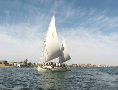 5 Days – Edfu to Aswan Sailing Program