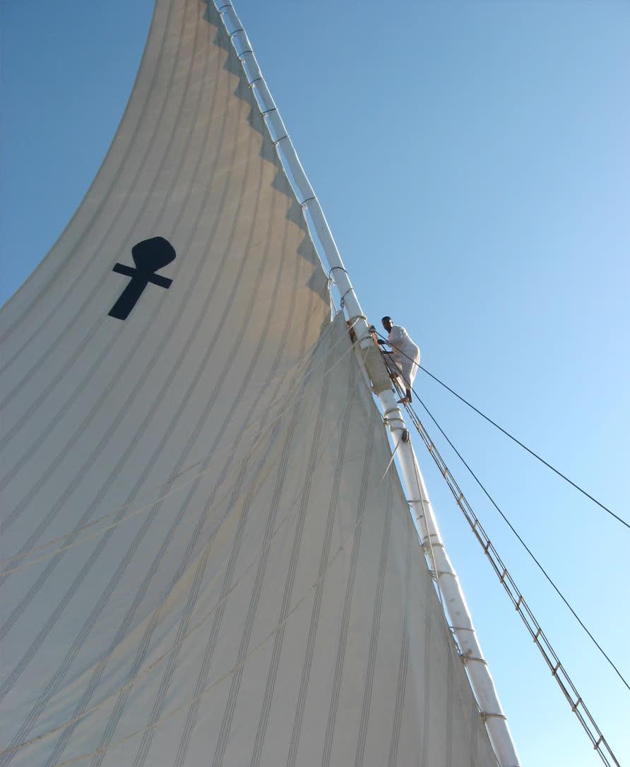 Sandal Sail