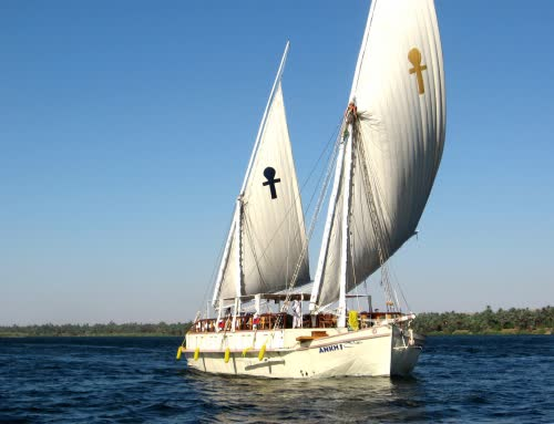 6 Days – Esna to Aswan Sailing Program