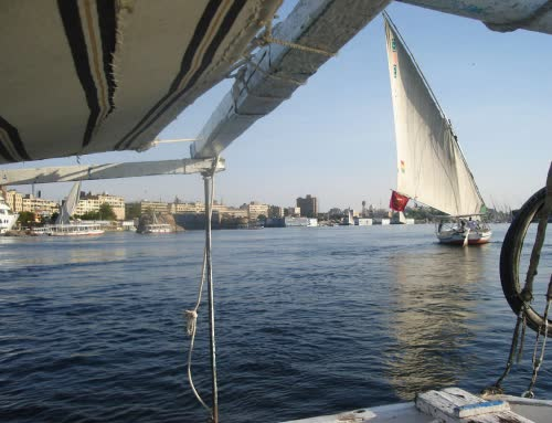 4 Days – Aswan to Esna Sailing Program