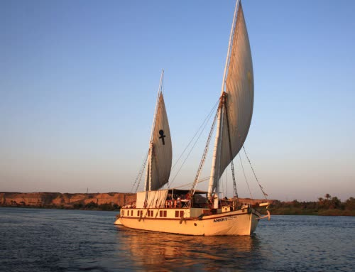 3 Days – Aswan to Edfu Sailing Program